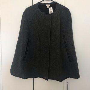 J. Crew cape coat